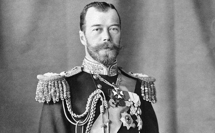 Царь Николай II
