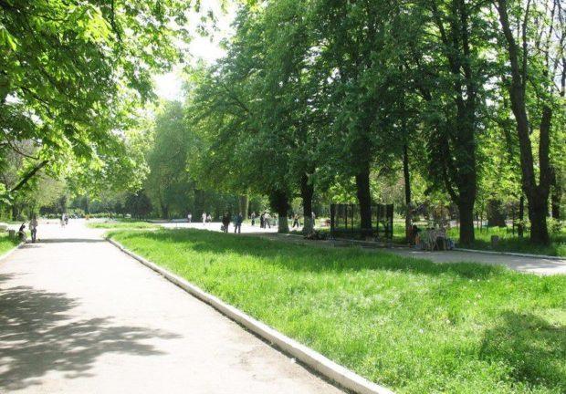 Преображенский парк, Одесса