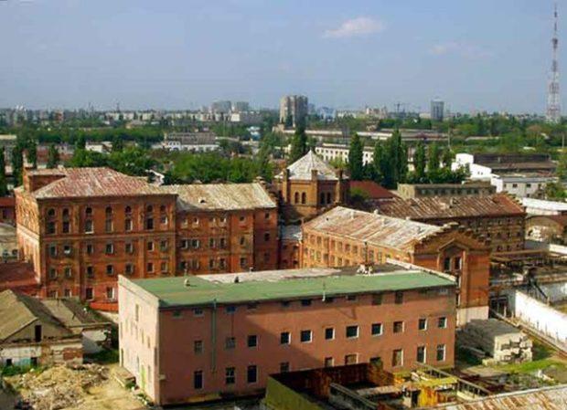 Тюрьма в Одессе