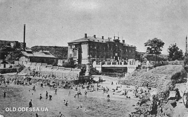 Пляж Аркадия, ретро-фто