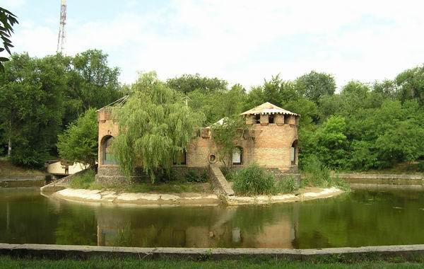 Парк Савицкого, Одесса