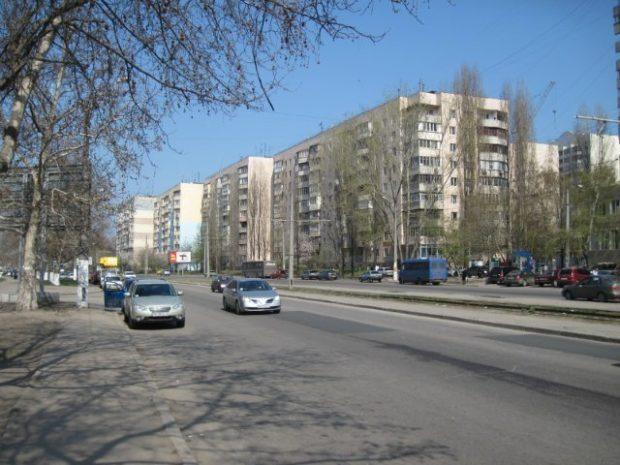улица Балковская в Одессе