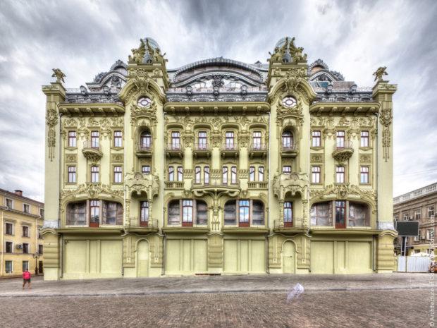 Гостиница Большая Московская, Одесса