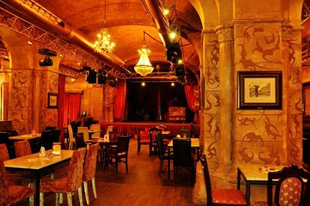 исторические рестораны