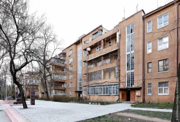 Дом НКВД, Одесса