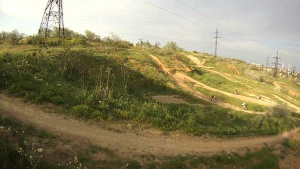 Шкодова гора, Одесса
