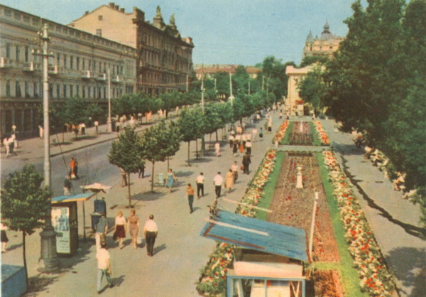 Ретро фото Одессы