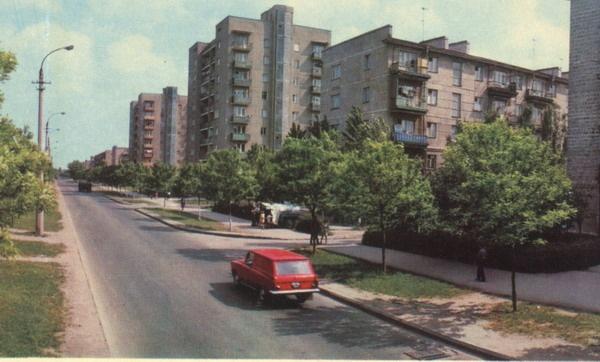 Черемушки в Одессе