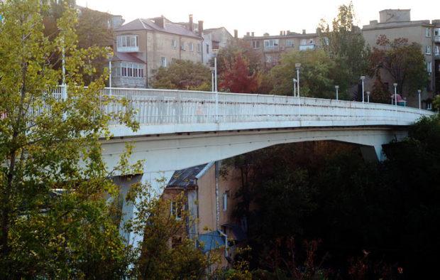 Тещин мост, Одесса