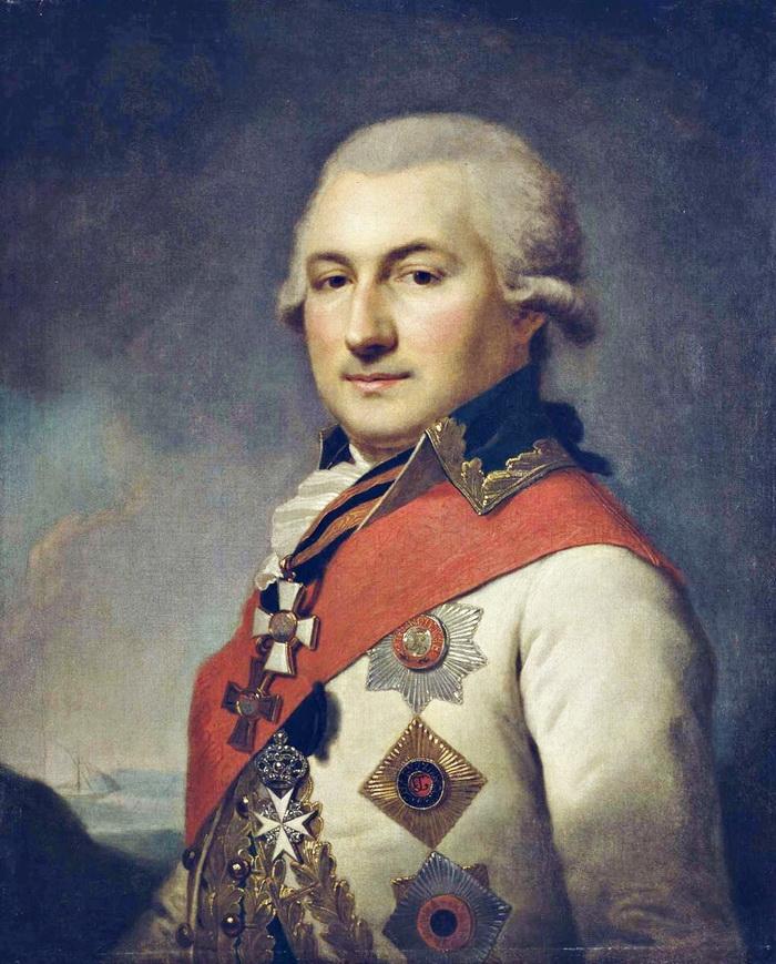 Факты об основателе Одессы Иосифе Дерибасе