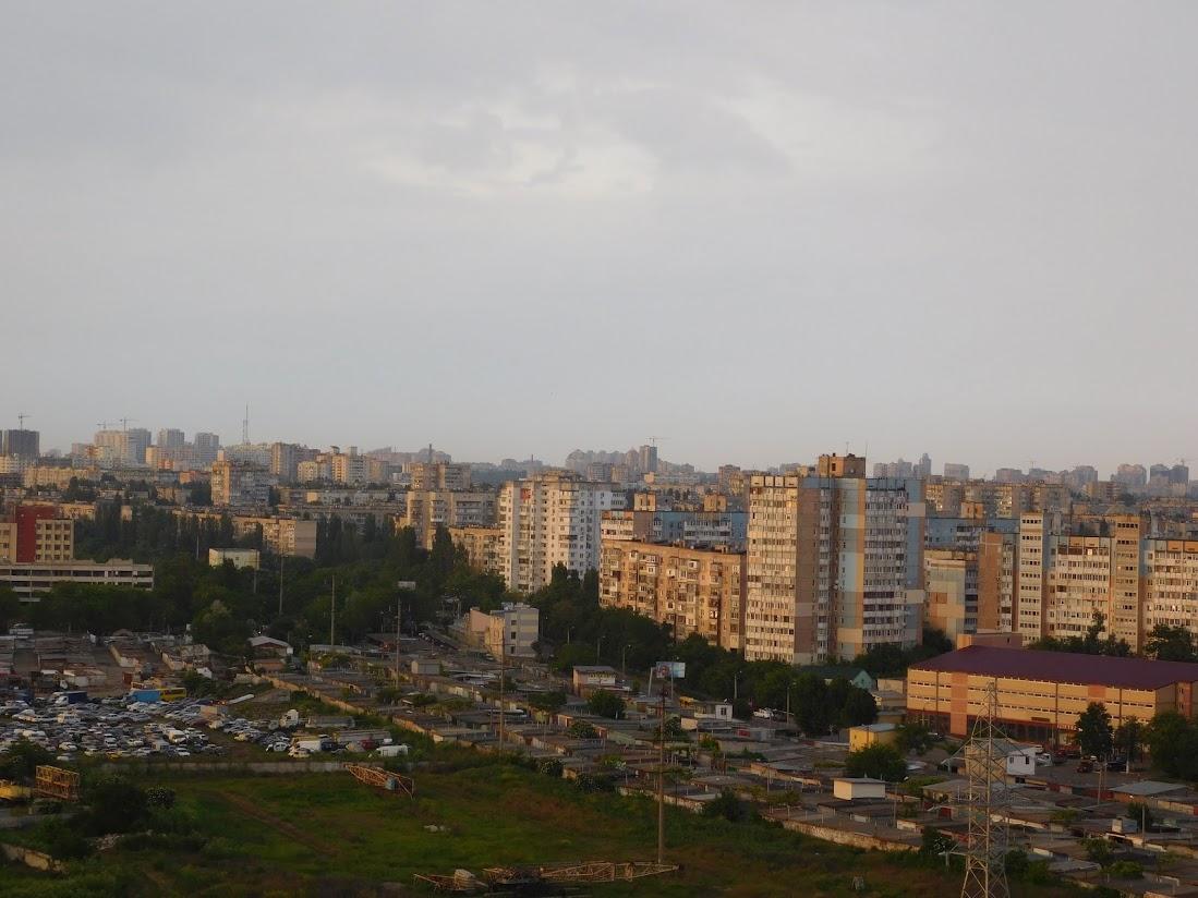 Какой из районов Одессы лучше
