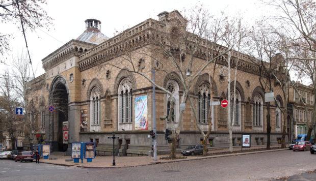 Достопримечательности улицы Пушкинской в Одессе