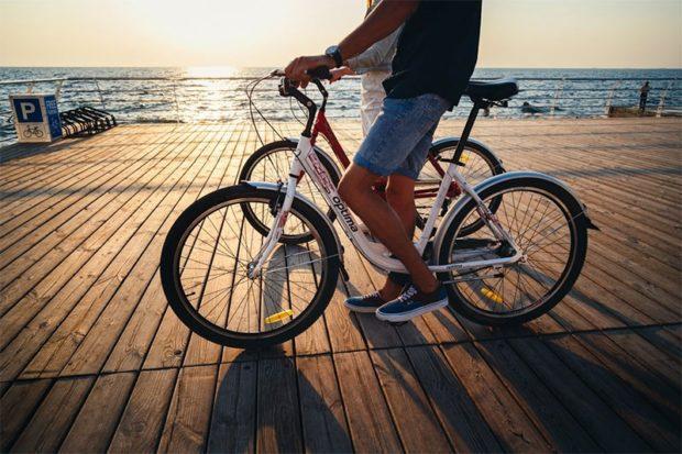 Точки проката велосипедов