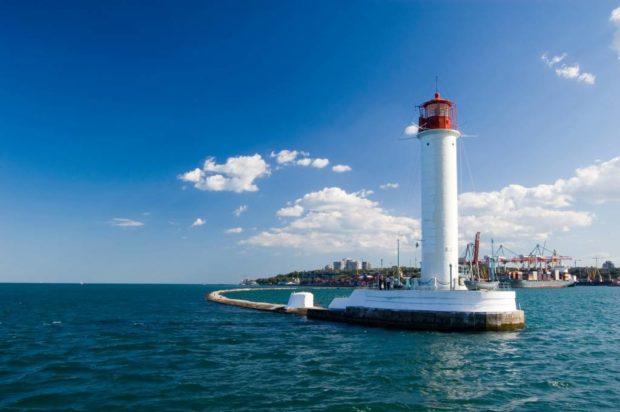 Экскурсии по Одессе по морю