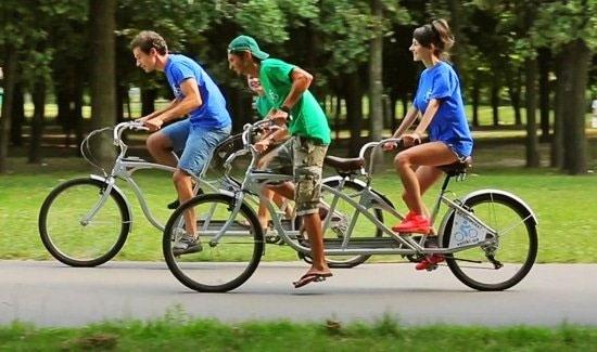 Прокат велосипедов, Одесса