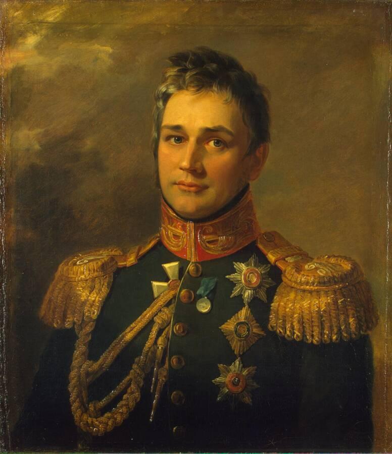 Воронцов и Одесса