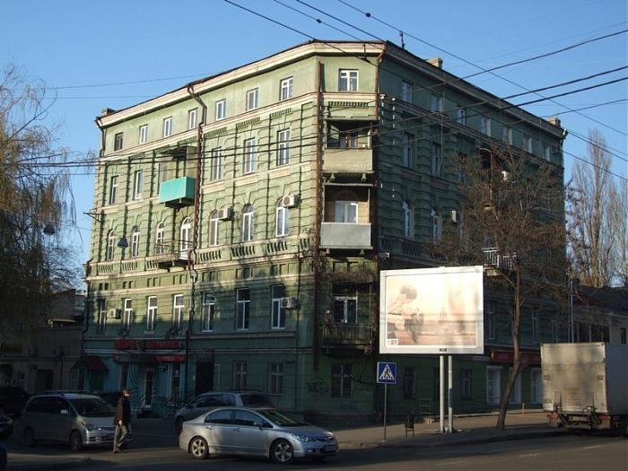 Достопримечательности Малой Арнаутской улицы в Одессе