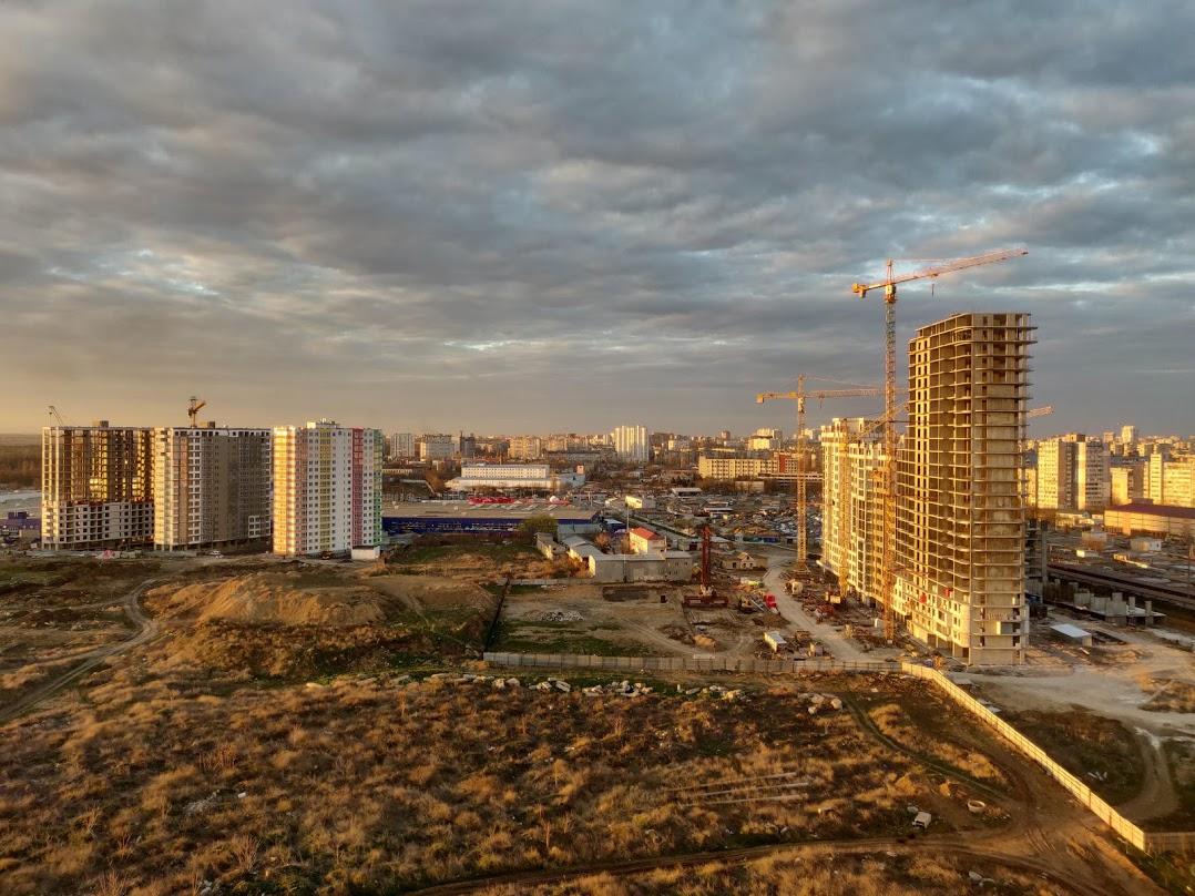 Новые районы на карте Одессы