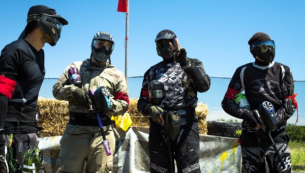 Dragon Paintball, пейнтбол, Одесса