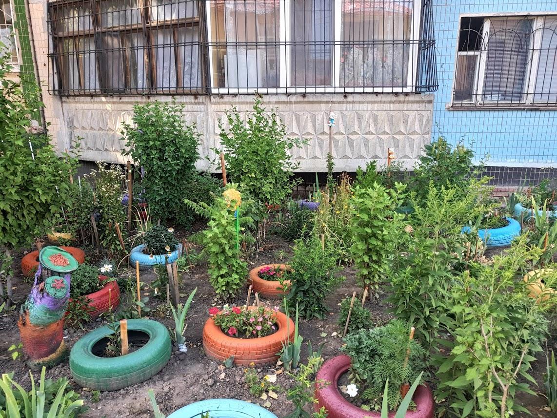 ЖКХ-арт в Одессе