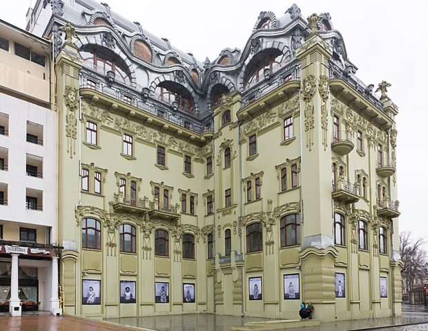 Истории одесских призраков