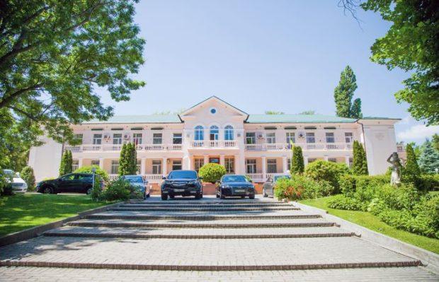 """Отель """"Аркадия Плаза"""", Одесса"""