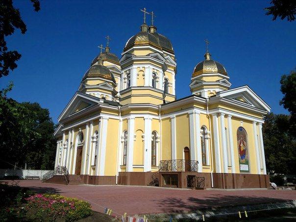 Свято-Алексеевский храм, Одесса