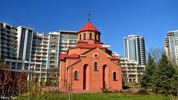 Армянская церковь, Одесса
