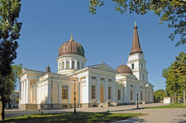 Спасо-Преображенский Кафедральный Собор, Одесса
