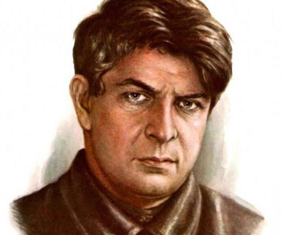 поэт Эдуард Багрицкий