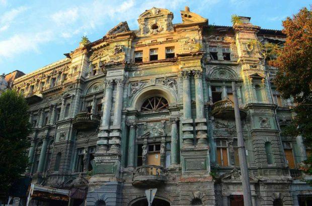 Дом Руссова, Одесса