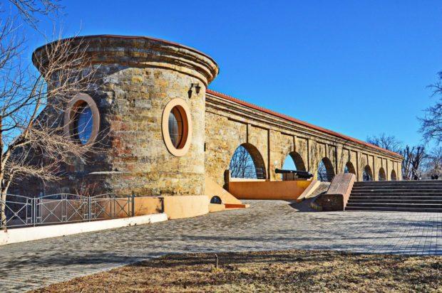 Крепость Хаджибей