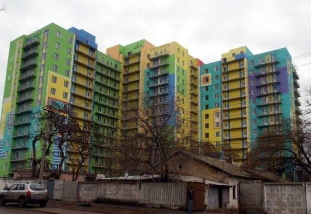 Архитектура Сахарного поселка