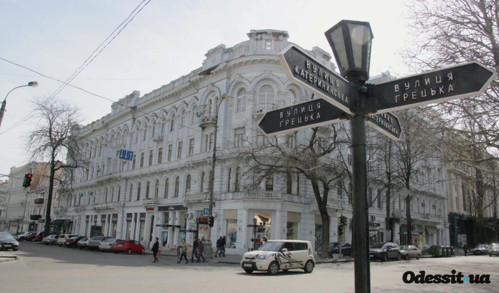 Факты об Одессе