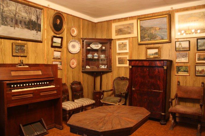 Дом-музей имени А. В. Блещунова