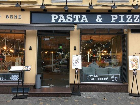 Pasta & Pizza, Одесса