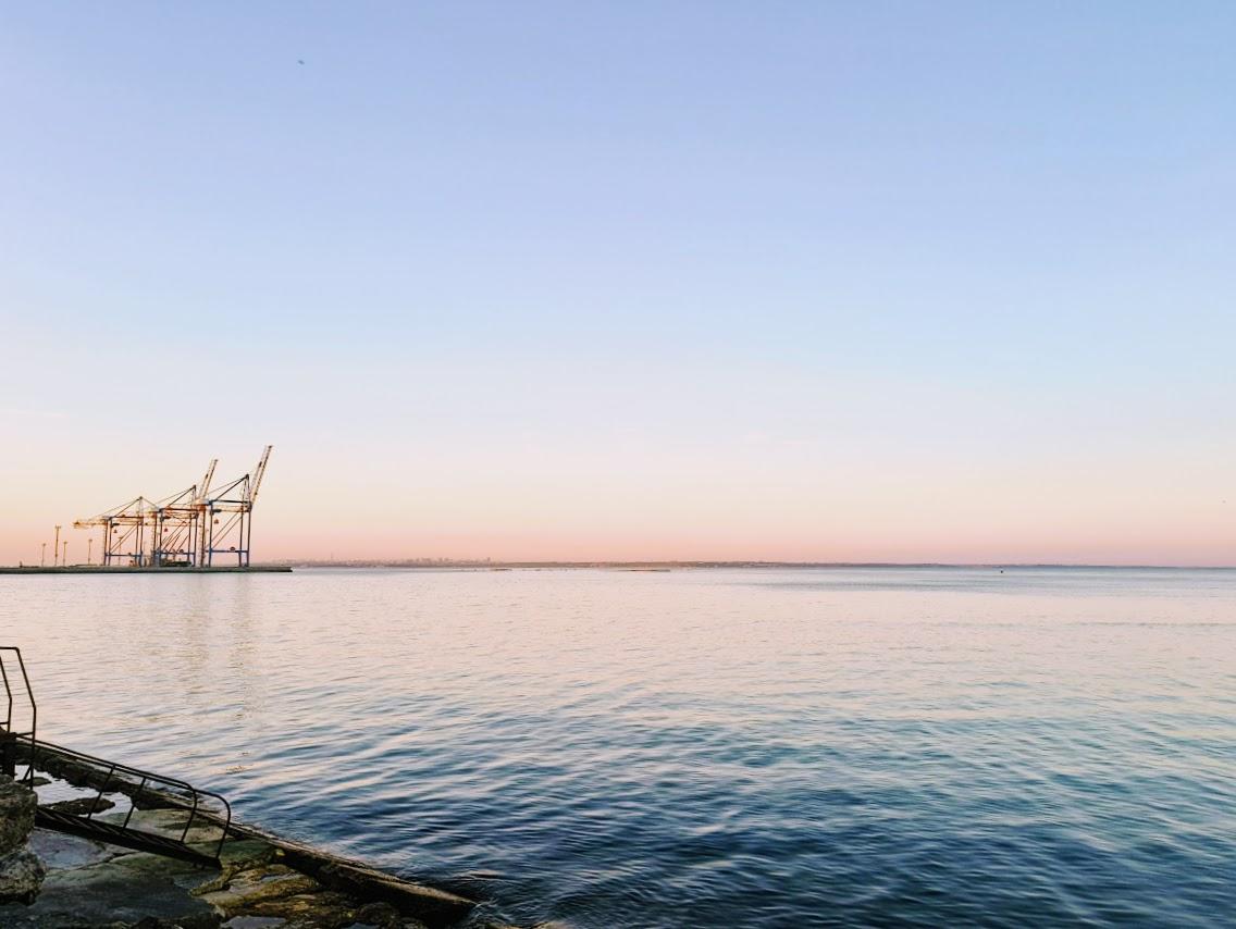 Черное море Одесса