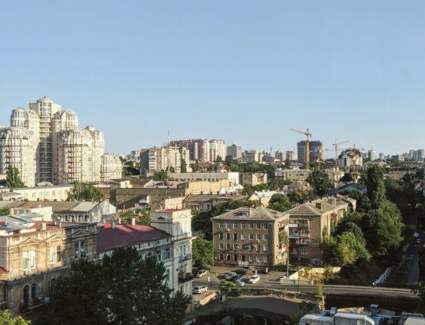 Новострои в Одессе