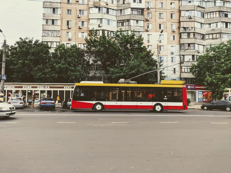 Одесский троллейбус
