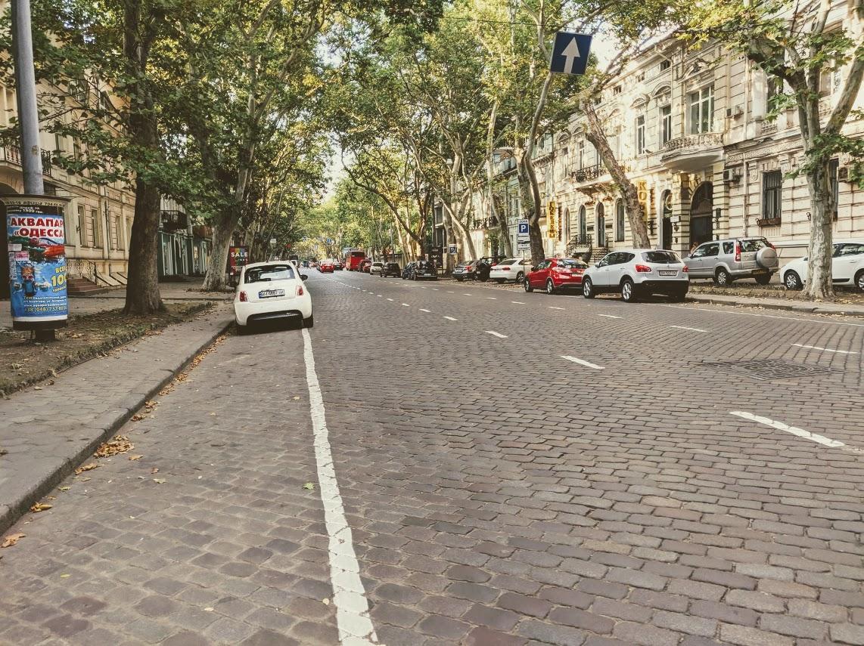 Пушкинская улица в Одессе