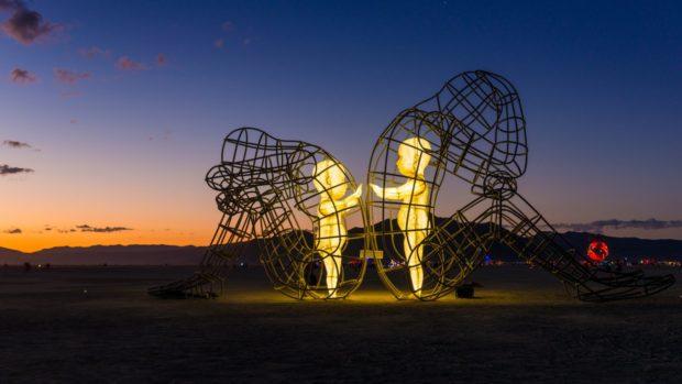 Скульптура Любовь Александра Милова