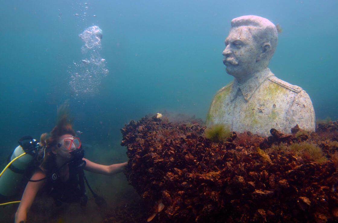 Одесский подводный музей