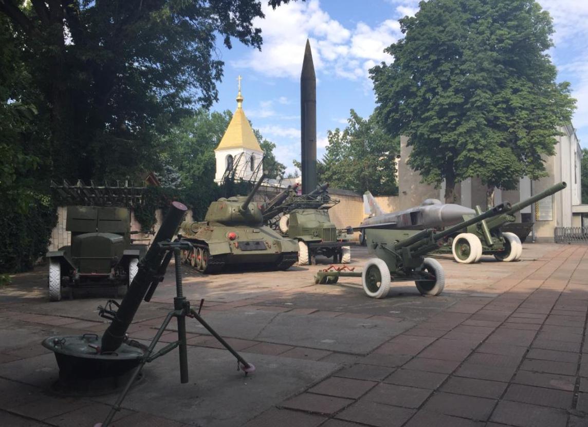 Военный музей в Одессе