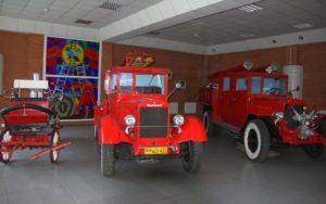 Пожарный музе в одессе