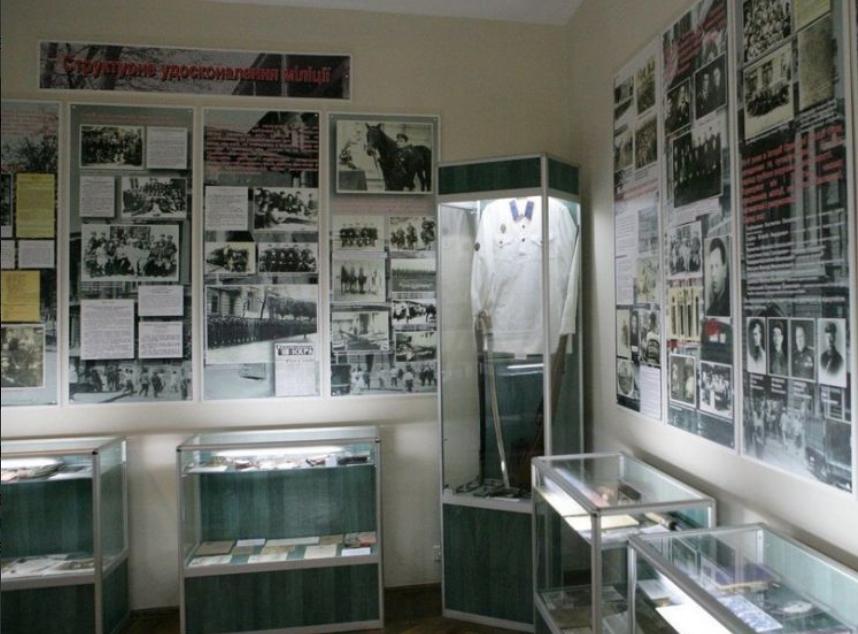Музей полиции в Одессе