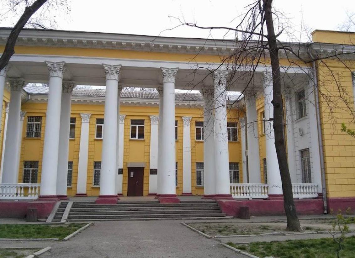 Музей Филатова в Одессе