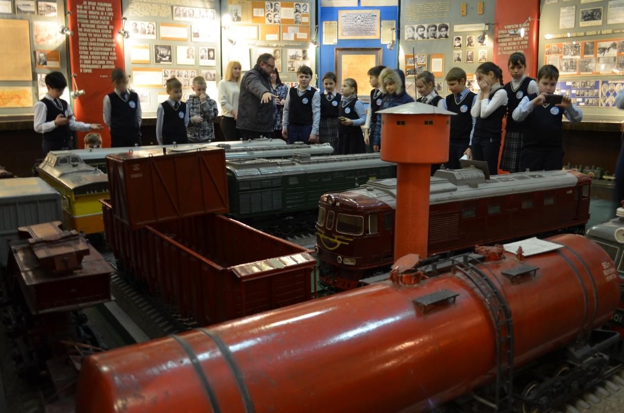 музей истории железной дороги в одессе