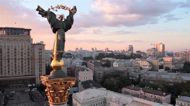 Киев Крещатик