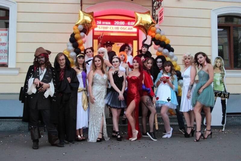 Клубы стриптиза в одессе свингер клуб сауна москва